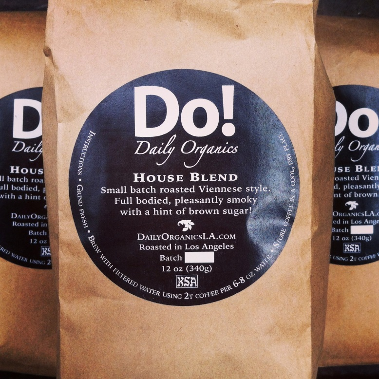 Do! Daily Organics House Blend